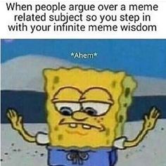 Funny memes about life facts humor 44 ideas Funny Spongebob Memes, Crazy Funny Memes, Really Funny Memes, Stupid Memes, Funny Relatable Memes, Haha Funny, Funny Cute, Funny Texts, Funny Shit
