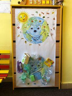 Kindergarten, Crafts For Kids, Jar, Frame, Decor, Storage, Crafts For Children, Picture Frame, Decoration