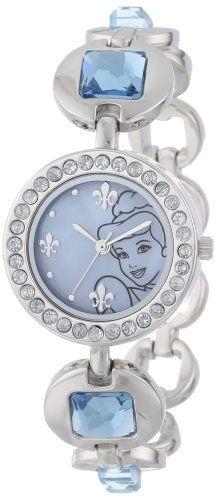 Cinderella Rhinestone-Accented Watch