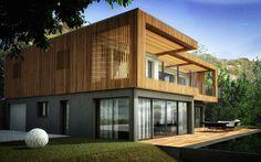 <b>Villa V#2</b><br /><small>Réhabilitation et extension d'une villa à Aiguebelle – Le Lavandou (83)</small>
