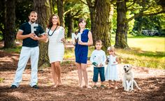 Family photo ideas , family with a dog , tips in photography  ... letters details in photography www.photographersdublin.ie