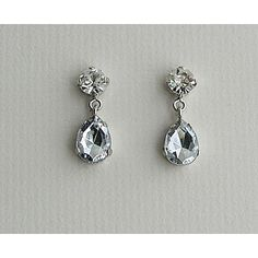 """Eleanor"" Earrings Chrystal"