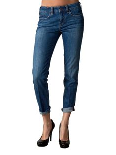 Notify - Bamboo Loose Fit Jeans - Used Blue | VAULT