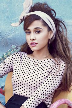 Ariana Grande Ariana Grande By Sebastian Kim For Teen Vogue February 2014 Ariana Grande Photoshoot, Ariana Grande Fotos, Foto Fashion, Teen Fashion, Nickelodeon Victorious, Grandes Photos, Estilo Rock, Meghan Trainor, Vogue Covers