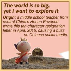China's biggest online buzzwords of 2015.