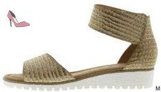 GABOR comfort escarpins femme-gris-chaussures en matelas grande taille - Gris - Gris, 41 EU