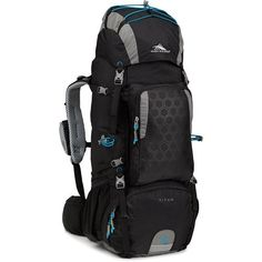 High Sierra Titan 55 Backpacking Pack >>> Check out this great product.