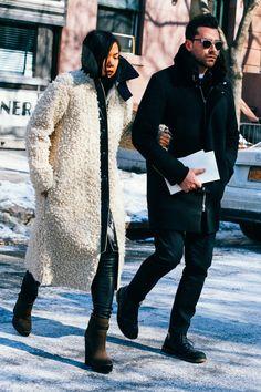 Street looks à la Fashion Week automne-hiver 2015-2016 de New York http://www.vogue.fr/mode/street-looks/diaporama/street-looks-la-fashion-week-automne-hiver-2015-2016-de-new-york/19083/carrousel#street-looks-la-fashion-week-automne-hiver-2015-2016-de-new-york-44