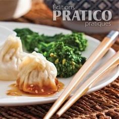 Dumplings au porc et aux crevettes, trempette à l'asiatique - Recettes - Cuisine et nutrition - Pratico Pratique