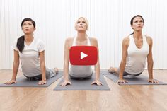 Interested in trying yoga? A beginner yoga sequence could be a quick and easy way to get started. Read on for 7 simple yoga positions for beginners. Fitness Workouts, Yoga Fitness, Ball Workouts, Fitness Weightloss, Physical Fitness, Yoga Régénérateur, Hot Yoga, Yoga Hatha, Yoga Dance