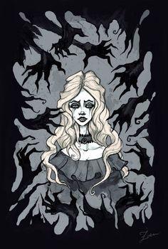 Dark fantasy and gothic stuff   42 фотографии