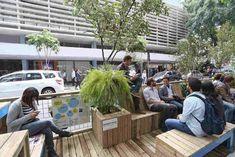 New Parklet Program Enlivens São Paulo's Urban Streets