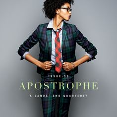Issue 02 #Apostrophe - a Lands' End Quarterly