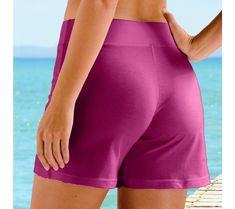 Šortky z bio bavlny Gym Shorts Womens, Short Dresses, Fashion, Short Gowns, Moda, Fashion Styles, Fashion Illustrations, Mini Dresses, Skater Skirts
