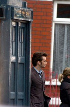 It's a decade in the TARDIS for Doctor Who star David TEN-nant - Mirror Online