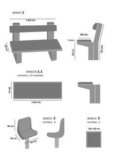 Pin de marino gallego en cocina y gastronom a pinterest for Medidas de muebles arquitectura