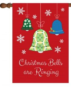 147 Best Christmas Flags images  a3b356d927e1