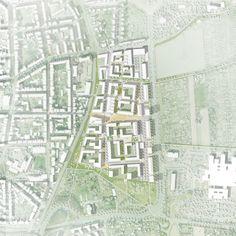 Städtebauliches Konzept - Erweiterter Betrachtungsraum, © SMAQ / HL
