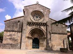 Mosteiro do Salvador de Paço de Sousa - Penafiel