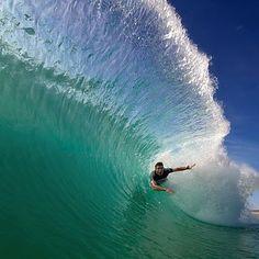 Keith Mallory= #Big Wave #BodySurfing #Barrel #Hunter