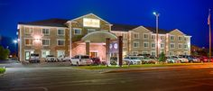 Yellowstone Park Hotel. Just behind the Union Pacific Dining Lodge. For reservations call: (877) 600-4308