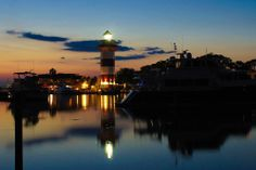 Hilton Head Island, South Carolina - the perfect place for a vacation in the Southern USA.