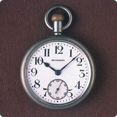 seiko 1929 pocket watch