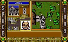 Download Space 1889 rpg for DOS (1990) - Abandonware DOS The Cure, Video Games, Cold, Retro, Gaming, School, Rpg, Videogames, Videogames