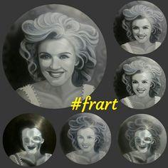 Marilyn Instagram arte.frart