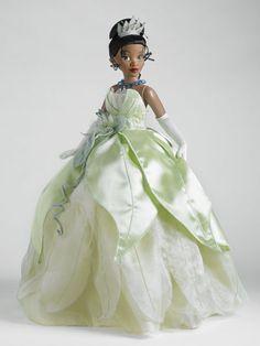 PRINCESS TIANA   Tonner Doll Company