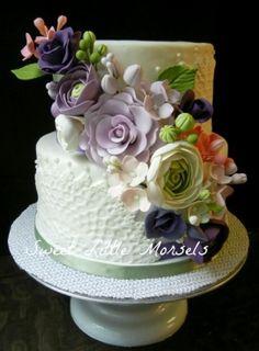Torta Nupcial - Bonnie