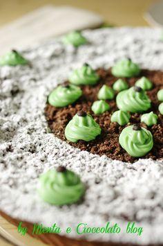 Menta e Cioccolato: SBRICIOLATA MORENA e Buon Compleanno Menta e Cioccolato!!! Biscotti, Tart, Cereal, Breakfast, Food, Bakken, Morning Coffee, Pie, Essen