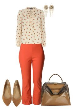 """Innocent Class"" by sweetnuff on Polyvore featuring Dorothy Perkins, Max Studio, Fendi and Bebe"