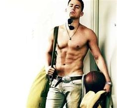 Channing Tatum Channing -