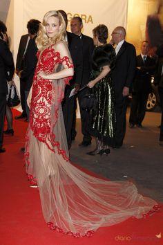 Gorgeous Marchesa, Cannes 2011 Rachel McAdams.