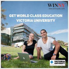 Get quality education under the finest faculties #StudyinAustralia  #WinnyEducation #Australia