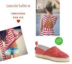 Pantofola in pelle laserata, fondo in corda, suola in gomma. A #saldo! http://www.marsilistore.it/scarpe/pantofola-asimmetrica-in-pelle-laserata.html #shoes #crazyforshoes #espadrillas #espana #travel