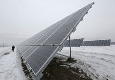 Solar power surges – slowly – in regulation-heavy Russia
