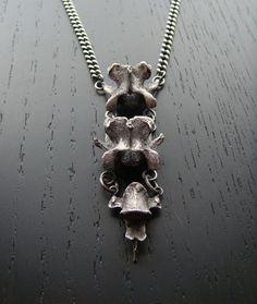 The Devils Backbone Necklace.