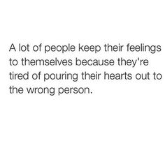 Cause venting to the wrong person can cost you a lot..