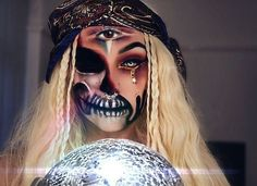 Really Scary Halloween Makeup Ideas To Scare The Wits Out Of Your Friends