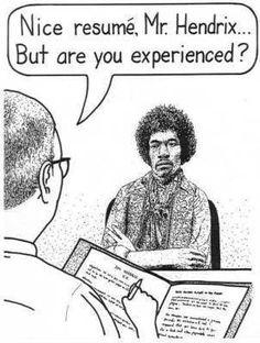{Jimi Hendrix Cartoon}, by Electric Katyland