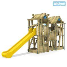 Spielgerät GIANT Residence Öffentlich | Öffentlicher Kletterturm für kleine Feuerwehrleute | Preis ohne Rutsche