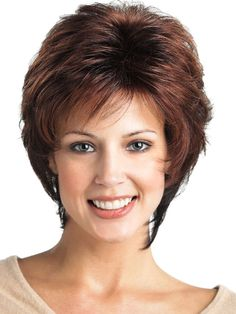 Image result for short shag hairstyles for women