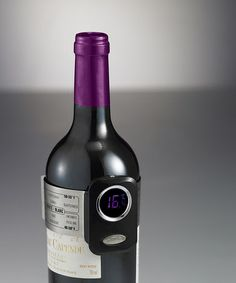 Look what I found on #zulily! Digital Wine Thermometer by Trudeau #zulilyfinds