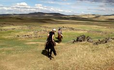 Voyage à cheval en Mongolie - Rando Cheval  http://www.randocheval.com/Programmes/Pages-Pays/mongolie.html