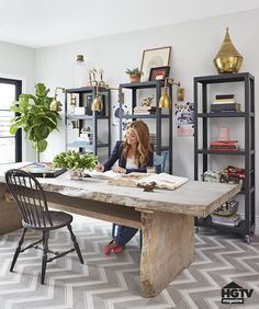 5 Daring Design Ideas From This HGTV Star's Home: When designer Genevieve Gorder decided to revamp her New York City apartment after living in it for over a decade, HGTV went along for the ride.