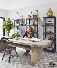 Genevieve Gorder's Home Pictures | POPSUGAR Home
