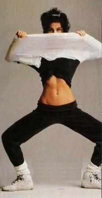 Cher for Vanity Fair Magazine, May 1986 ~ Photo by Annie Leibovitz