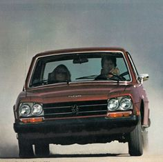 Peugeot 504/604, marché américain, 1979